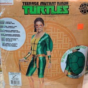 Michelangelo Ninja Turtle women's Costume